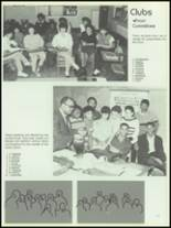 1986 Thomas Edison High School Yearbook Page 114 & 115