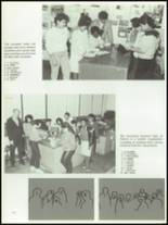 1986 Thomas Edison High School Yearbook Page 116 & 117