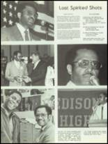 1986 Thomas Edison High School Yearbook Page 130 & 131