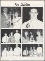 1991 Teague High School Yearbook Page 12 & 13