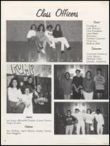 1991 Teague High School Yearbook Page 18 & 19