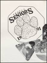 1991 Teague High School Yearbook Page 20 & 21