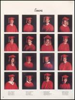 1991 Teague High School Yearbook Page 22 & 23