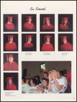 1991 Teague High School Yearbook Page 26 & 27