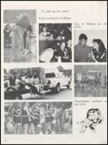 1991 Teague High School Yearbook Page 32 & 33
