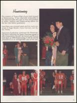 1991 Teague High School Yearbook Page 34 & 35