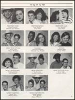 1991 Teague High School Yearbook Page 36 & 37