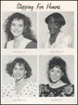 1991 Teague High School Yearbook Page 40 & 41