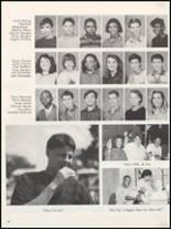 1991 Teague High School Yearbook Page 50 & 51