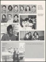 1991 Teague High School Yearbook Page 54 & 55