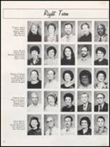 1991 Teague High School Yearbook Page 56 & 57