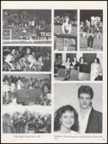 1991 Teague High School Yearbook Page 62 & 63