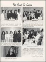 1991 Teague High School Yearbook Page 66 & 67