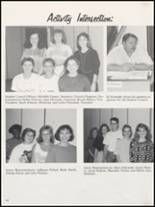 1991 Teague High School Yearbook Page 68 & 69