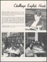 1991 Teague High School Yearbook Page 70 & 71