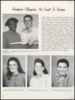 1991 Teague High School Yearbook Page 72 & 73