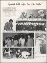 1991 Teague High School Yearbook Page 74 & 75