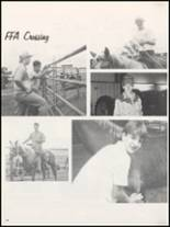 1991 Teague High School Yearbook Page 78 & 79