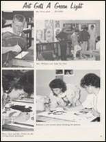 1991 Teague High School Yearbook Page 86 & 87