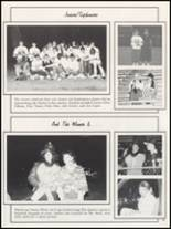 1991 Teague High School Yearbook Page 96 & 97