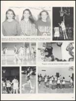 1991 Teague High School Yearbook Page 104 & 105