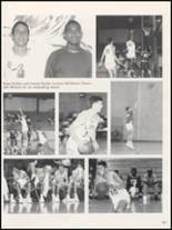 1991 Teague High School Yearbook Page 106 & 107