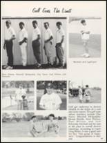 1991 Teague High School Yearbook Page 110 & 111