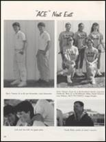 1991 Teague High School Yearbook Page 112 & 113