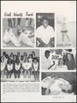 1991 Teague High School Yearbook Page 116 & 117