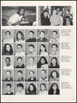 1991 Teague High School Yearbook Page 122 & 123