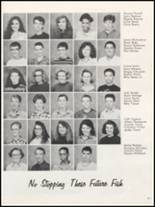 1991 Teague High School Yearbook Page 124 & 125