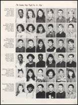 1991 Teague High School Yearbook Page 126 & 127
