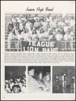 1991 Teague High School Yearbook Page 130 & 131