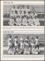 1991 Teague High School Yearbook Page 136 & 137