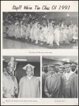 1991 Teague High School Yearbook Page 142 & 143