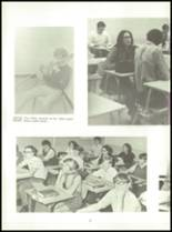 1971 Shelby High School Yearbook Page 10 & 11