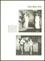 1971 Shelby High School Yearbook Page 14 & 15
