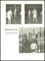 1971 Shelby High School Yearbook Page 22 & 23