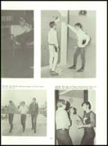 1971 Shelby High School Yearbook Page 24 & 25