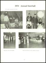1971 Shelby High School Yearbook Page 36 & 37