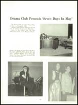 1971 Shelby High School Yearbook Page 44 & 45