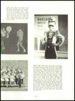 1971 Shelby High School Yearbook Page 48 & 49