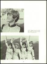 1971 Shelby High School Yearbook Page 50 & 51