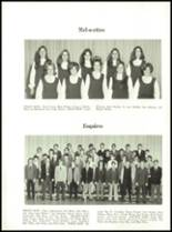 1971 Shelby High School Yearbook Page 52 & 53