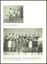 1971 Shelby High School Yearbook Page 56 & 57