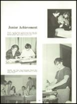 1971 Shelby High School Yearbook Page 60 & 61