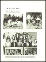 1971 Shelby High School Yearbook Page 68 & 69
