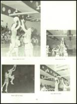 1971 Shelby High School Yearbook Page 84 & 85