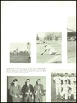 1971 Shelby High School Yearbook Page 92 & 93