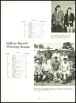1971 Shelby High School Yearbook Page 94 & 95